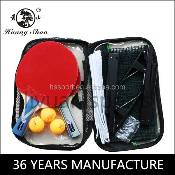 hot sale high grade table tennis set 4 star