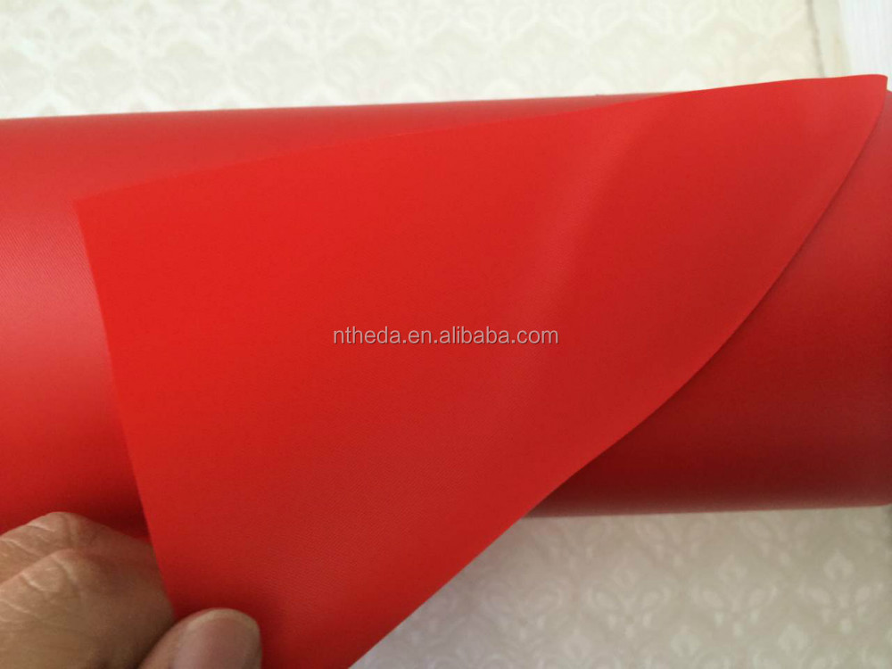 Color PVC sheet flexible plastic sheet for craft packing