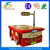 Coin operated simulator arcade amusement park gambling lottery machine