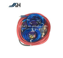 New 1500w Car Audio Subwoofer Sub Amplifier AMP RCA Wiring Kit Cable