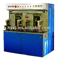 XJ9C2-350 Inversion Type Rubber Shoe-Mould Finalizing Machine