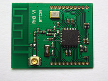 PCB and IPEX antenna RHB version SZ9RH CC2630 ARM core 2.4GHz Zigbee Wireless Module