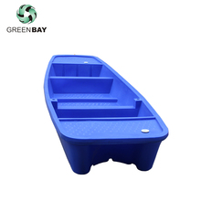 4.2m PPDLE Small Rotomolded Plastic Fishing Leisure Craft Boats