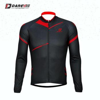 High Quality Dust-Proof Mens Long Sleeve Team Road Cycling Jersey Sale