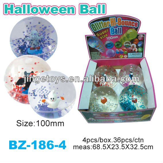 Sell 100mm Halloween water bouncing ball