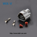 good quality waterproof box 2 way male female electrical car connector DJ70232A-2-21