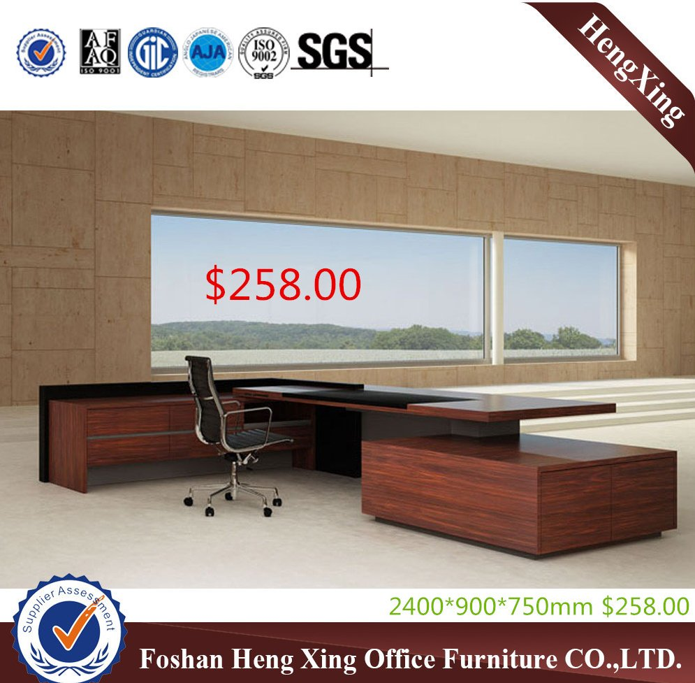 Fashion modern executive manager office desk (HX-ND5003)