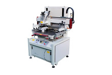 Textile wedding card auto Silk Screen Printing Machine price for sale