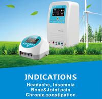 China OEM physiotherapy equipment for treatment of constipation, insomnia, headache, joint & knee pain, fat losing