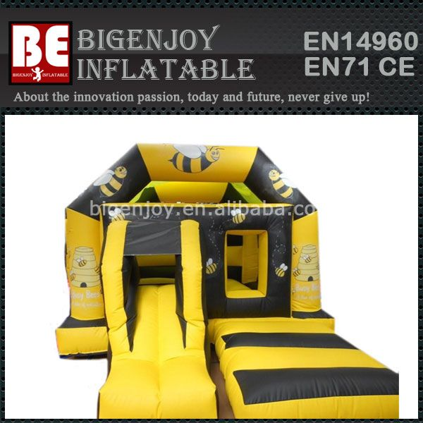 Little Bee Inflatable Manufacturers Bounce House