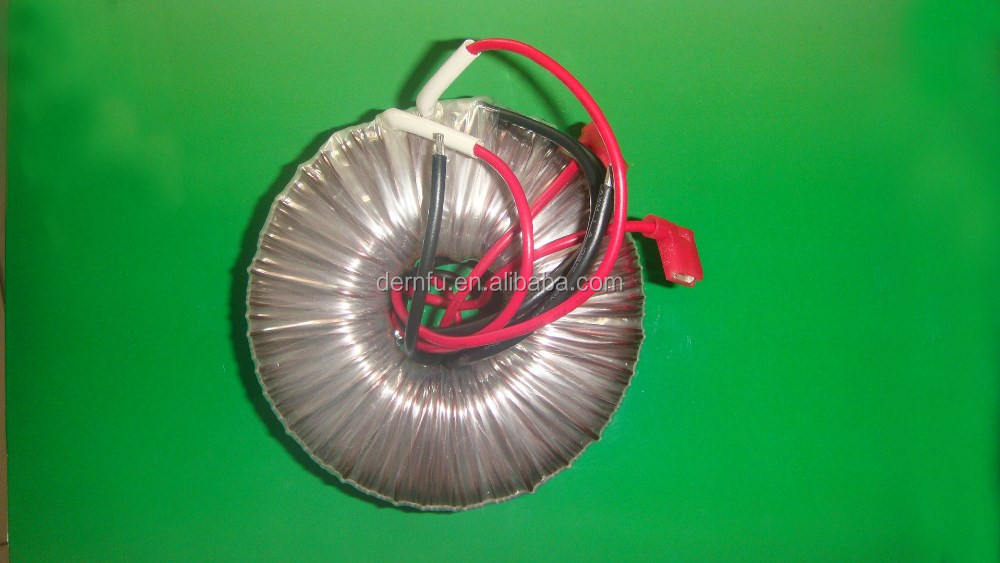 30W-1000W Annular Power Transformer Lighting Toroidal Transformer