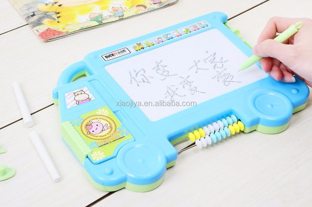 Lovely And Funny kids erasable magnetic drawing board