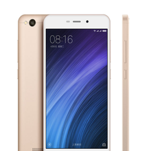 Original Xiaomi 4G Redmi 4A Gold Pink phone mobile 16GB rom 2GB ram unlock cellphone
