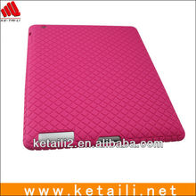 high quality cute make silicone case for ipad mini