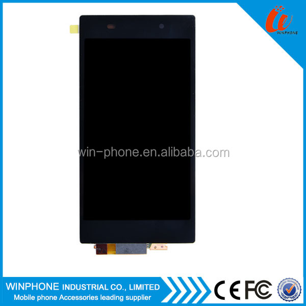 For Sony Z1 LCD Display , Flexible lcd display for Sony Xperia Z1