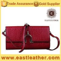 GL687 leather bags turkey luxury lady envelope bag clutch