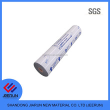 China protective film for stainless steel 70 mic medium tack
