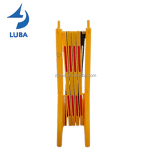 Road Safety Plastic Expandable Barrier