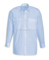 Cheap Men ss security shirts OEM/ODM security guard uniform wholesale
