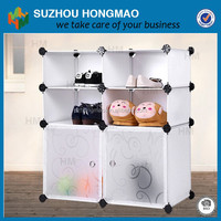 translucent portable household storage cube