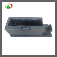 Electrodes graphitized/used graphite electrode