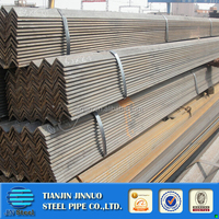 q235 equivalent grade angle steel with zinc