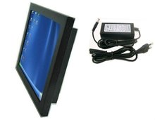 15'' Inter Atom N270 touch screen lcd all in one pc with VGA/COM/S-video