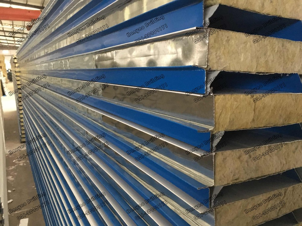 Fireproof Waterproof Panels : Soundproof waterproof fireproof roof building materials