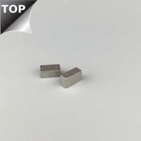 customized profile cobalt alloy log cutting saw used saw blade tips