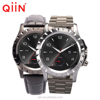 2015 Hot selling bluetooth smart watch health wrist watches men support heart rate monitor