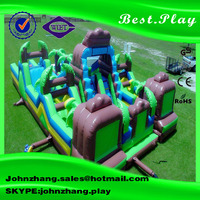 STOCK multi themed inflatable structure for kids,inflatable bouncy for sale