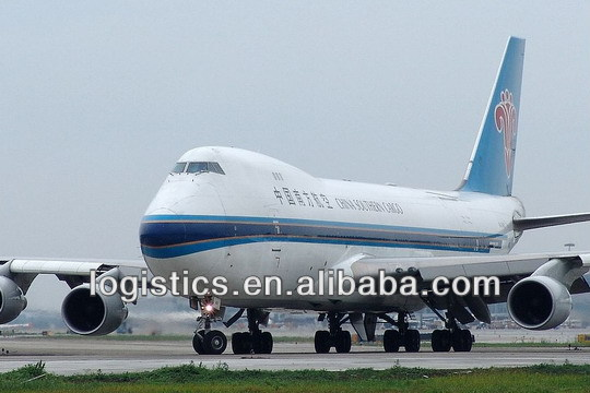 cheapest air shipping to U.K. from China------jason@co-logistics.com