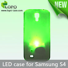 Led Light Sublimation Phone Case for Samsung S4