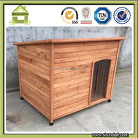 Wooden Dog pet cages