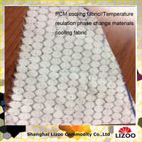 Chinese Developed PCM Cooling Fabric