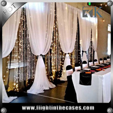 China wholesale pipe and drape restaurant wall coverings