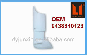 OEM white classic Customized auto body part for mercedes benz actros