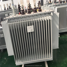 11KV 200KVA Capacity Electrical Oil Immersed Distribution Transformer