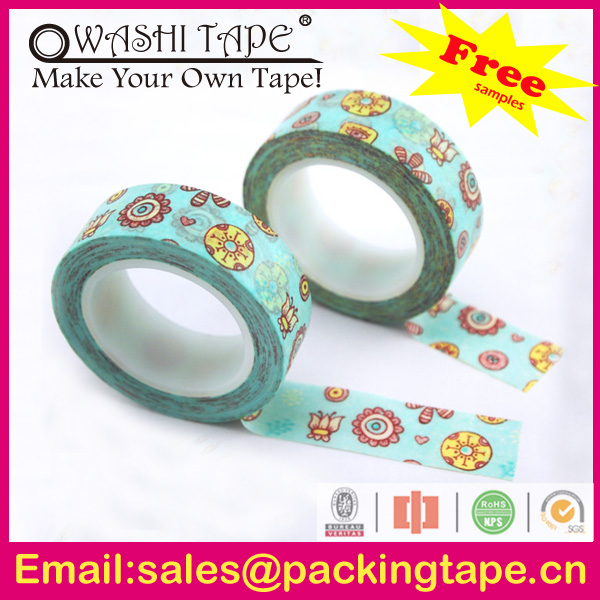 waterproof Vinyl Colored Tape factory direct sell