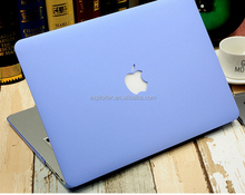 Factory Producing brand new hard plastic cover case for apple mac book air 12 inch
