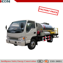 Bitumen Distributor with heater
