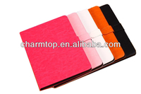 100% Brand New Stand Leather Cover For iPad Air