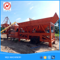 Different models mini concrete batching plant for sale