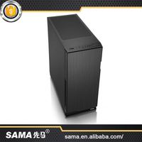 SAMA 2016 Newest Delicate Super Price 2016 New Model Computer Gaming Case