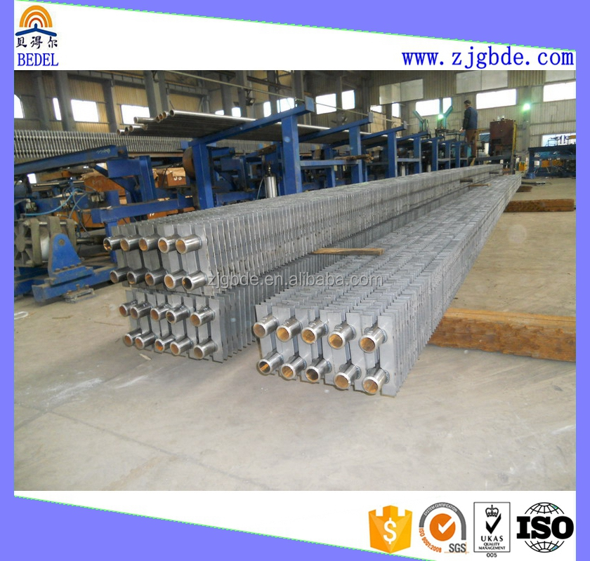 HH type welding fin tube applicated for air cooler & radiator