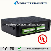 UL Listed Stackable CCTV Power Distribution Box 10A 12V 9 Port 220V to 12V Adjustable DC Power Supply Power DC AC Adapter