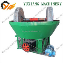 Low investment two rollers gold milling machine for Sudan gold mining plant