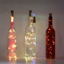 Wine Beer Bottle Cork Led String Light