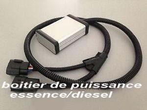boitier additionnel puce cas bo te de puissance tuning diesel benzine essence voiture nitro. Black Bedroom Furniture Sets. Home Design Ideas