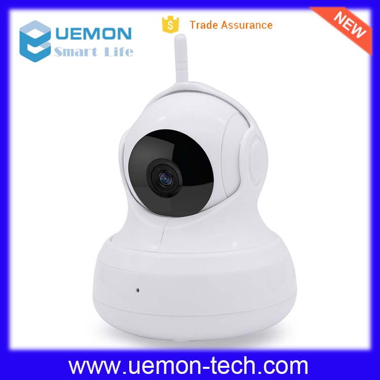2016 Smart Home 360 degree rotate Wireless wifi IP Camera video camera